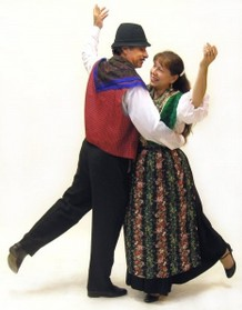 Italian Folk Dancers - Dance Entertainment - Gypsy Folk Ensemble