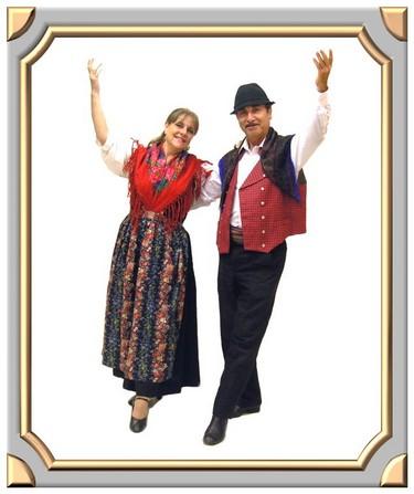 Italian Folk Dancers - Dance Entertainment - Gypsy Folk Ensemble